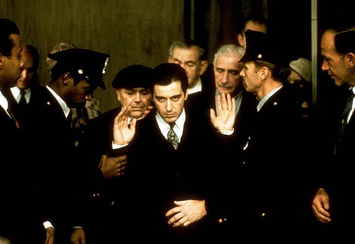۸. سه گانه پدرخوانده (The Godfather trilogy)
