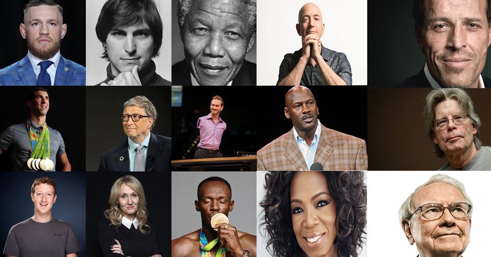 111 جمله انگیزشی از افراد مشهور برای موفقیت در زندگی