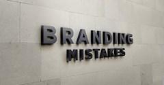 اشتباهات برندینگ که هرگز نباید مرتکب آنها شوید