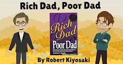 ویدیوی کتاب پدر پولدار ، پدر بی پول