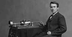 پیشنهادات توماس ادیسون برای کار آفرینان تازه کار