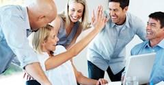 اجایل در کار : تیم اجایل خود را بسازید