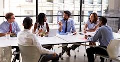 اجایل در کار : برگزاری جلسات اجایل سازنده