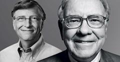 خصوصیات متفاوتی که بیل گیتس و وارن بافت را ثروتمند کرد