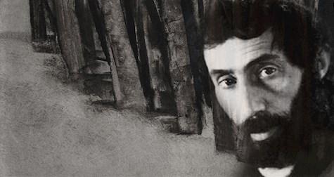 زندگینامه تصویری سهراب سپهری در یک نگاه