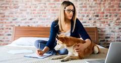 چگونه هنگام کار در منزل بیشترین بهرهوری را داشته باشیم؟