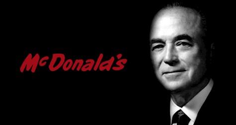 تاریخچه شکل گیری شرکت مک دونالدز