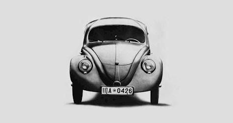 «فولکسواگن» خودروی مردمی که به دستور هیتلر تولید شد