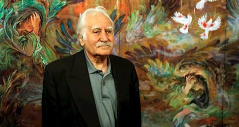 زندگینامه تصویری «محمود فرشچیان» بزرگترین نقاش معاصر ایران