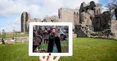 لوکیشنهای فیلمبرداری سریال گیم آو ترونز در ایرلند شمالی