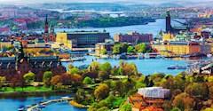 سفر به استکهلم سوئد