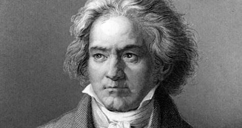 زندگینامه تصویری بتهوون آهنگساز چیره دست آلمانی