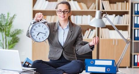راهکارهای موثر مدیریت زمان به منظور بالا بردن بهرهوری شغلی
