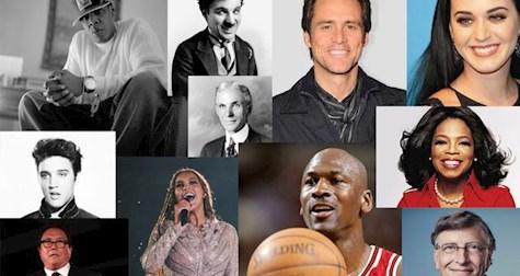 15 شکست مشهور قبل از موفقیت