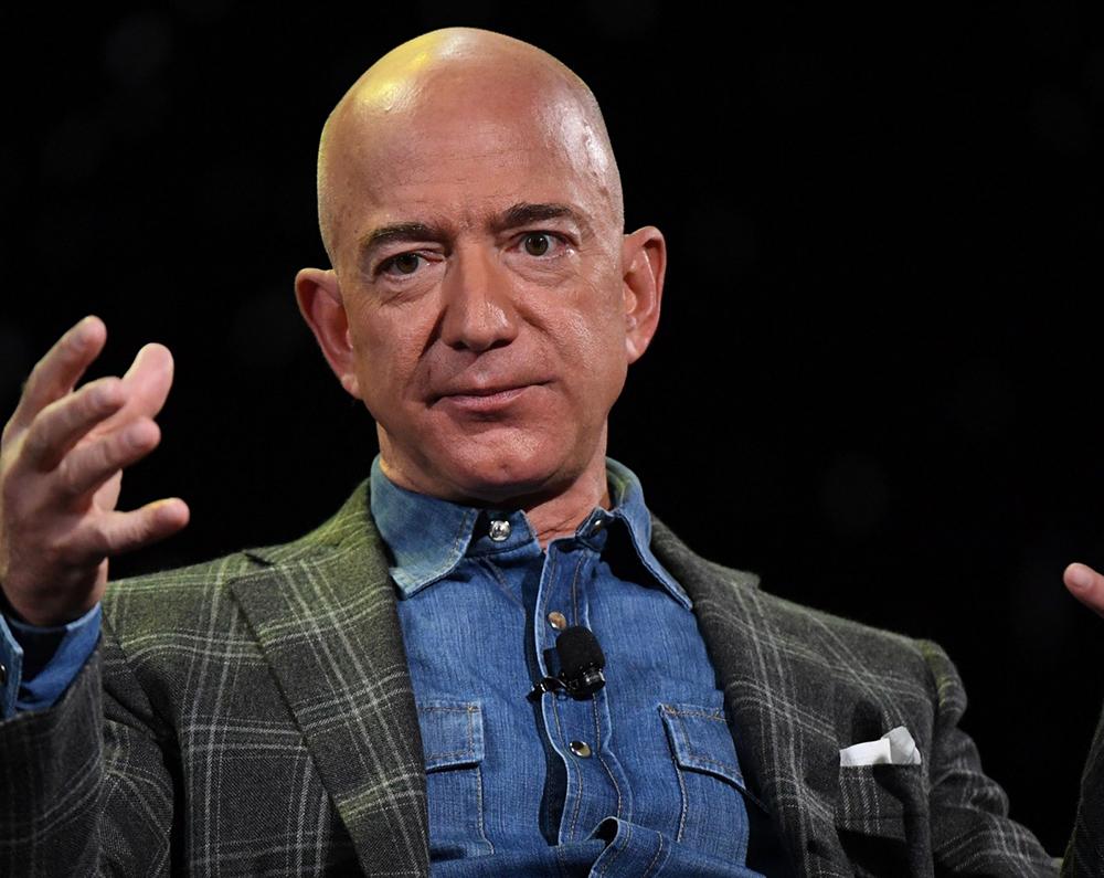 جف بزوس - Jeff Bezos
