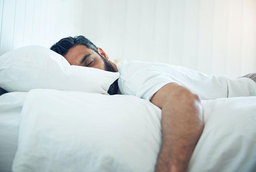 بیش از حد خوابیدن