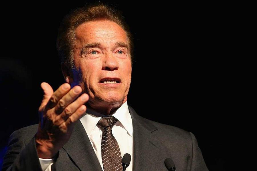 آرنولد شوارتزنگر - Arnold Schwarzenegger