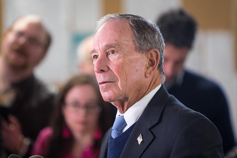 مایکل بلومبرگ - Michael Bloomberg