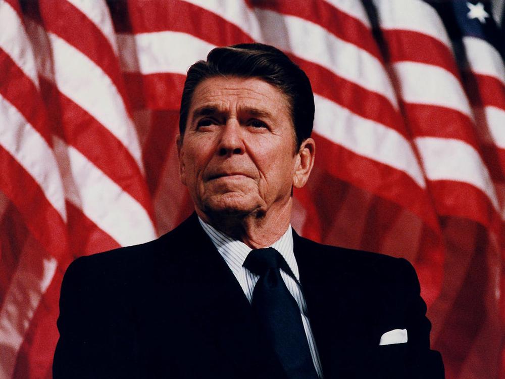 رونالد ریگان - Ronald Regan