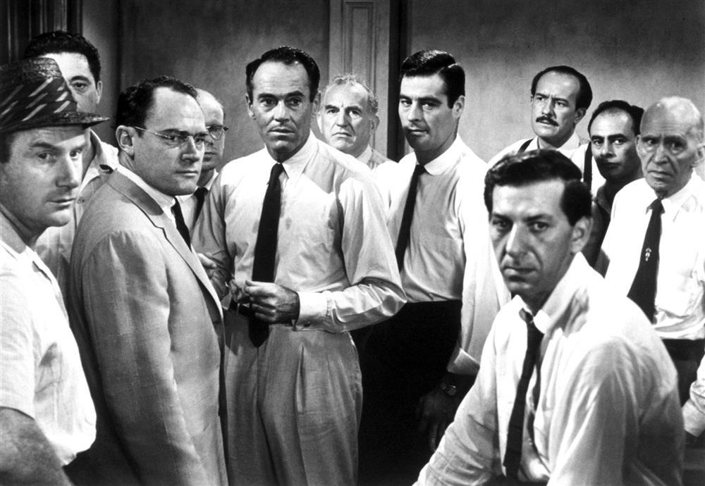 6. دوازده مرد خشمگین (Twelve Angry Men)