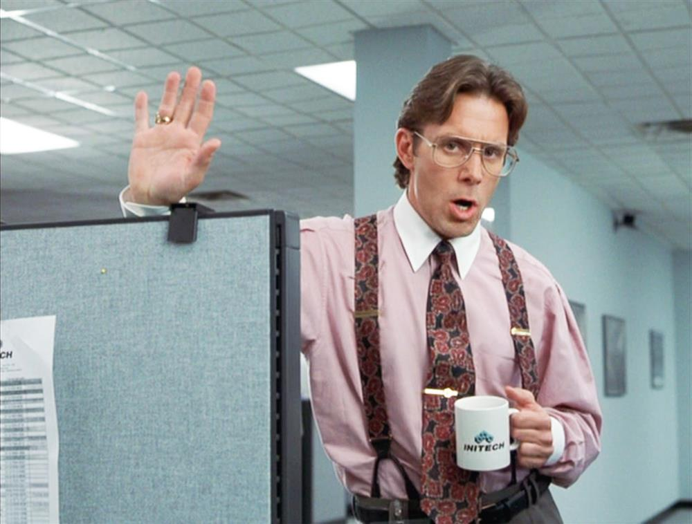 7. محیط اداره (Office Space)