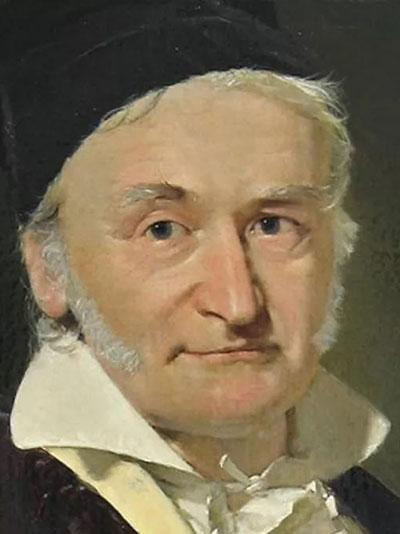 گاوس - ریاضیدان