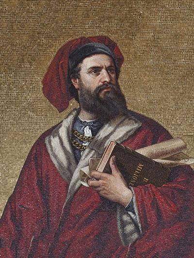 مارکوپولو - جهانگرد ایتالیایی