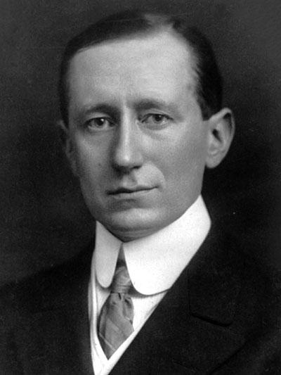گوگلیلمو مارکونی - مخترع رادیو