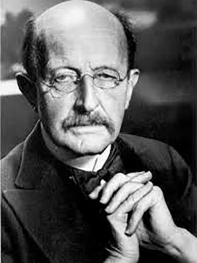 ماکس پلانک - پدر نظریه کوانتوم