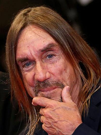 ایگی پاپ - راک استار - نوازنده کیبورد
