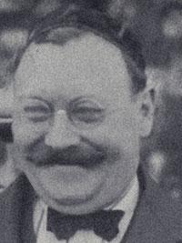 خوان گمپر مؤسس باشگاه بارسلونا