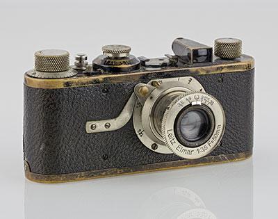 اولین دوربین عکاسی فیلم رول دار