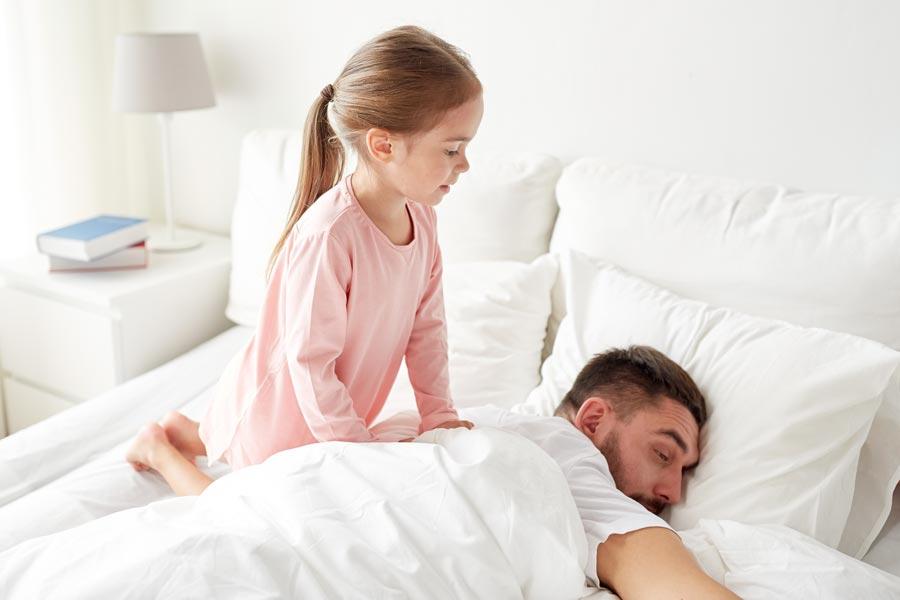 صبحها از دنده چپ بلند نشوید