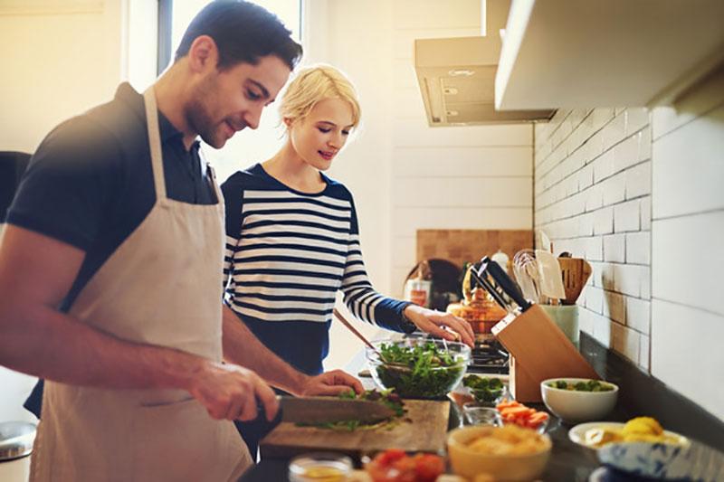 آشپزی و افزایش بهره وری