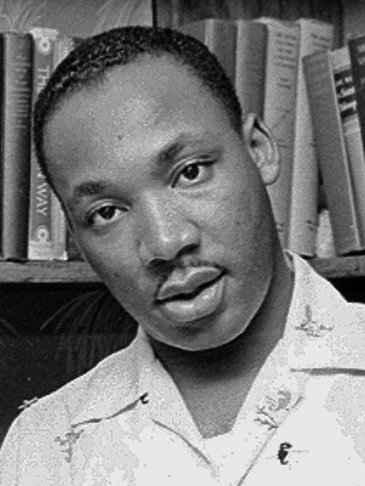 مارتین لوتر کینگ