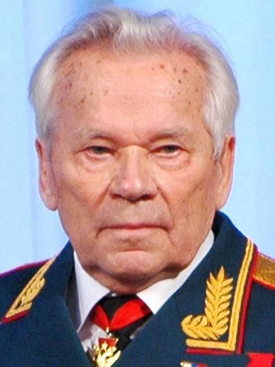 میخائیل کلاشنیکف