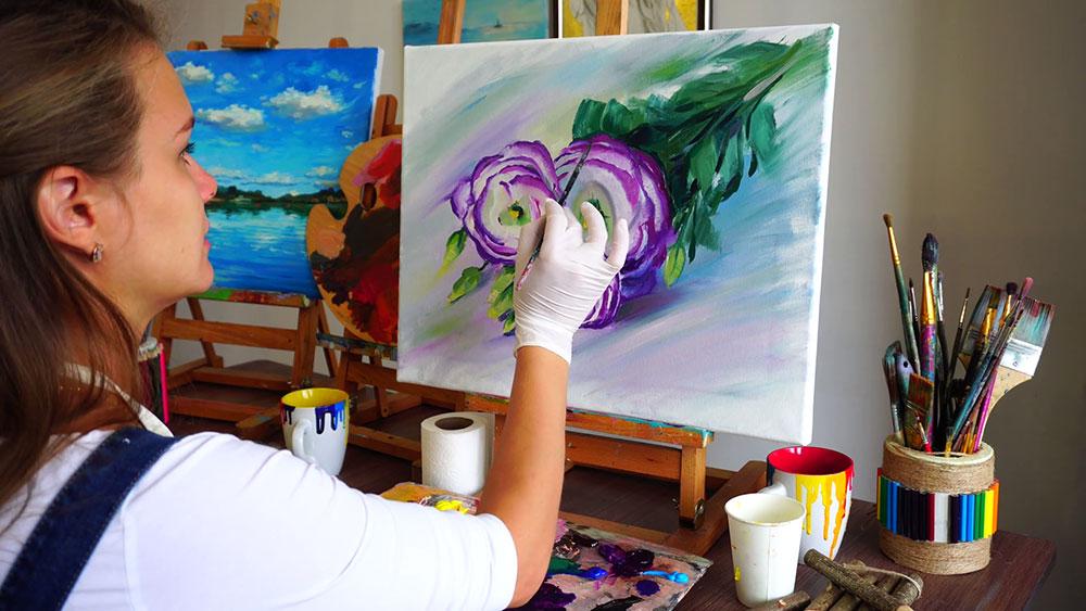 نقاشی و افزایش بهره وری