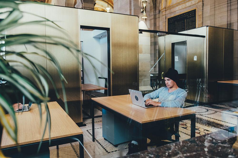 تغییر مکان کسب و کار