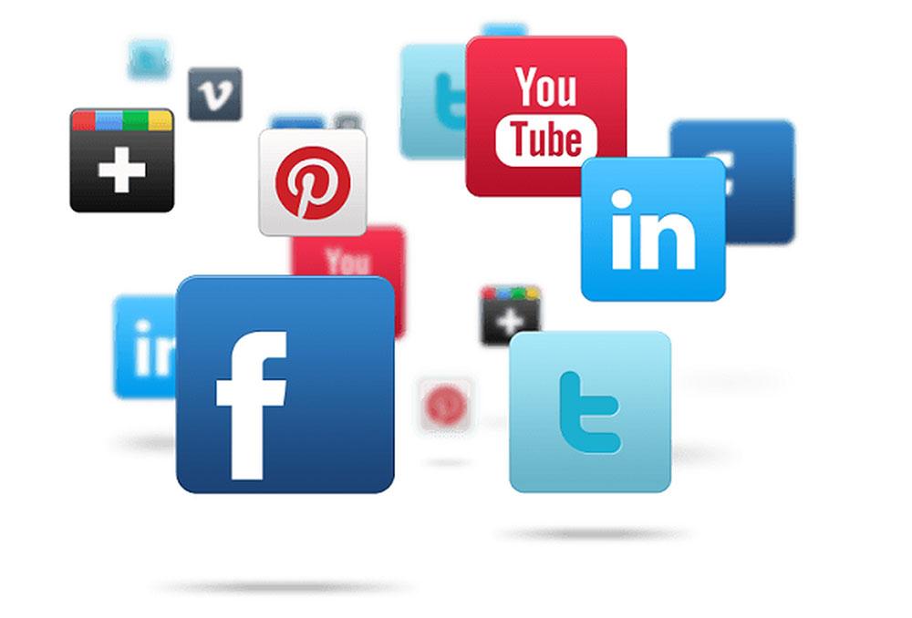 بازاریابی از طریق رسانه های اجتماعی