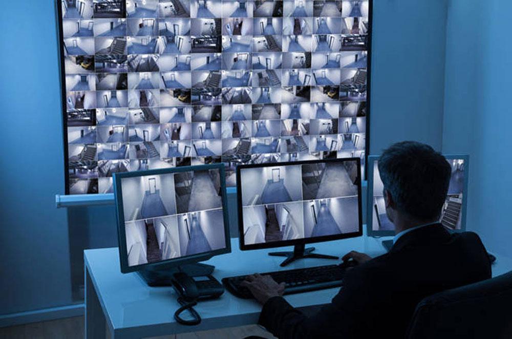 دوربین امنیتی برای کسب و کار