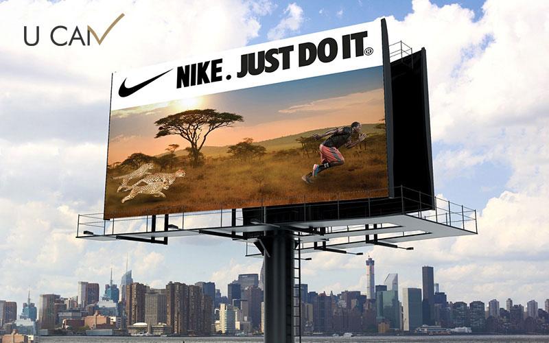 بازاریابی و تبلیغات نایکی