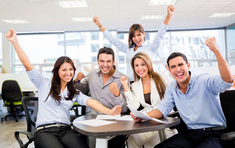 موفقیت شغلی کارمندان