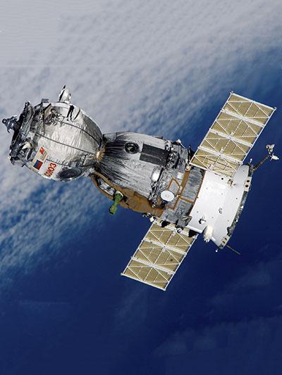 نخستین سفینه فضایی جهان