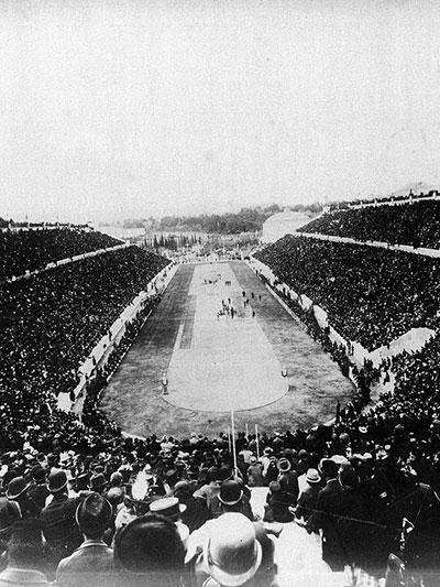 المپیک در آتن