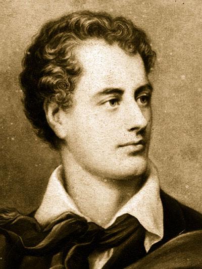 جورج بایرون