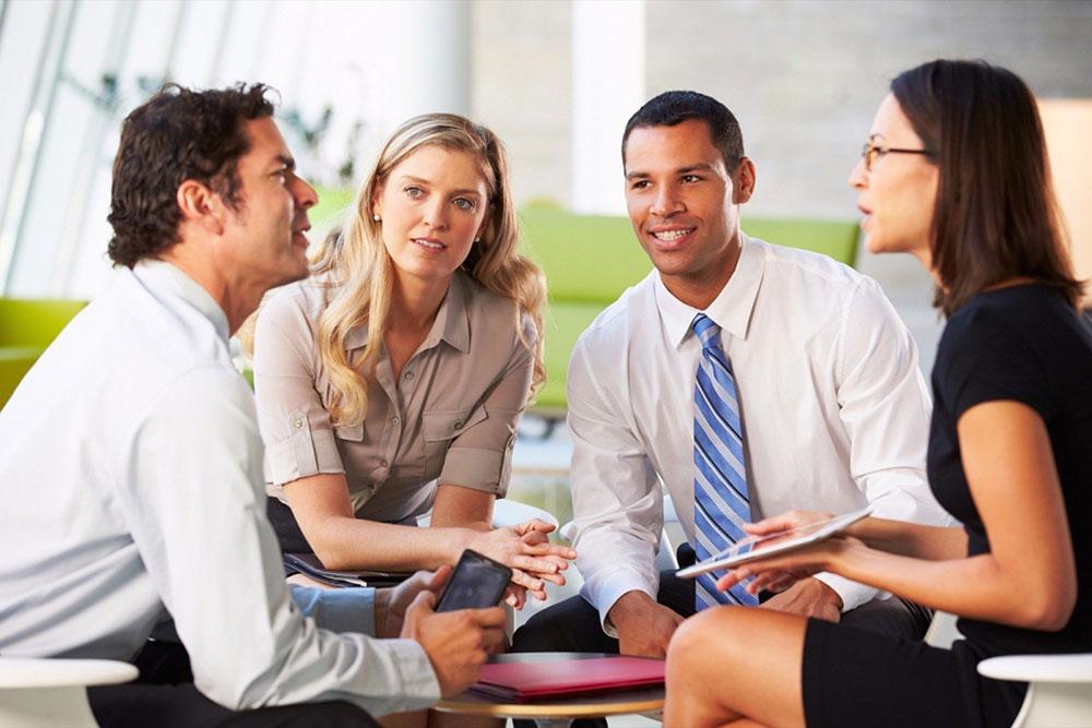 10 روش برای ایجاد روابط مثبت بین همکاران