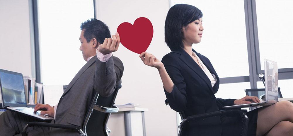 چند حقیقت تلخ درباره ی عاشق شدن در محیط کار