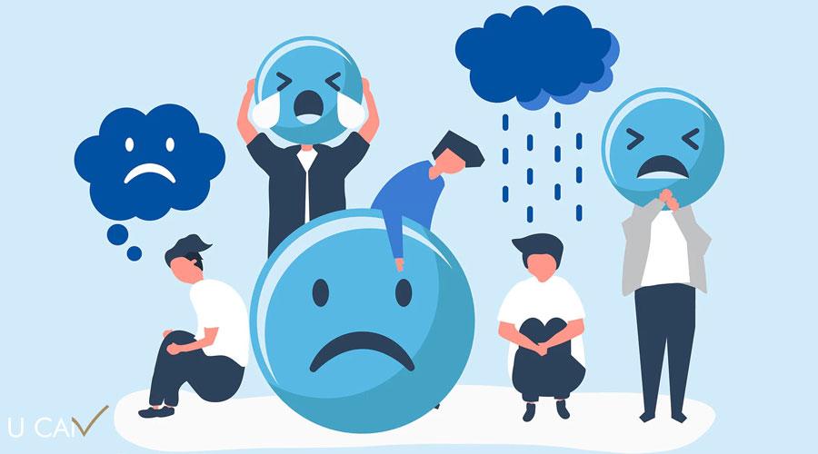 علائم و نشانه های افسردگی فصلی seasonal affective disorder SAD symptoms