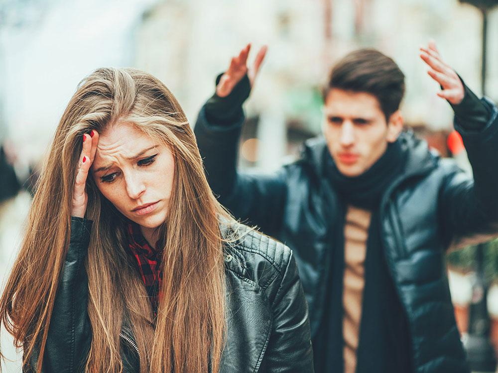 با این 6 نشانه متوجه می شوید رابطه تان در معرض خطر است!