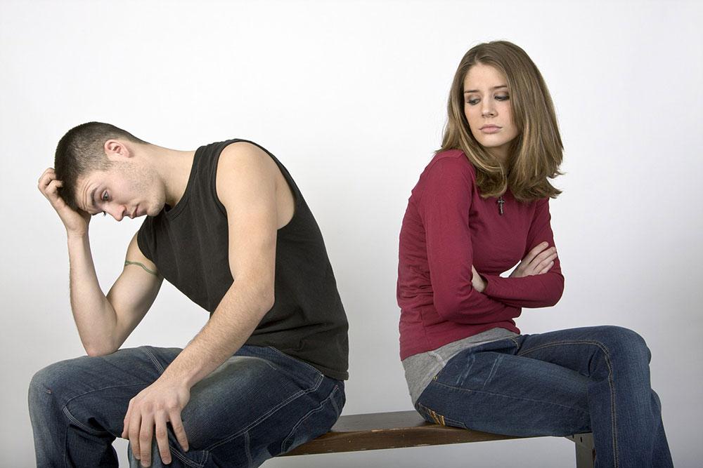 چرا برخی زوجین خیلی سریع به جدایی فکر می کنند؟